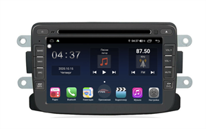 Farcar TG157 (S400) с DSP + 4G SIM для Lada Xray 2016-2019 на Android 10.0