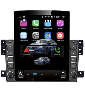 Farcar RT053R (S300) TESLA с DSP для Suzuki Vitara 2005-2015 на Android 9.0