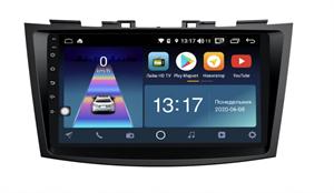 DayStar DS-7039ZM с DSP + 4G SIM + 6/128GB для Suzuki Swift IV 2011-2017 на Android 10.0