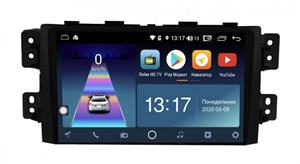 DayStar DS-7108ZM с DSP + 4G SIM + 6/128GB для Kia Mohave I 2008-2018 на Android 10.0