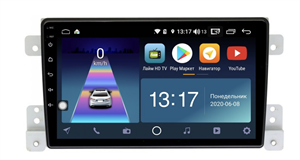 DayStar DS-7046Z с DSP + 4G SIM + CarPlay для Suzuki Grand Vitara III 2005-2015 на Android 10.0