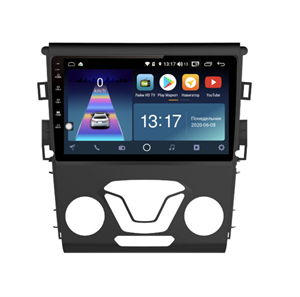 DayStar DS-7025Z с DSP + 4G SIM + CarPlay для Ford Mondeo V 2015-2021 на Android 10.0