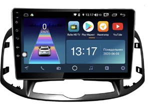 DayStar DS-7066Z с DSP + 4G SIM + CarPlay для Chevrolet Captiva I 2011-2015 на Android 10.0