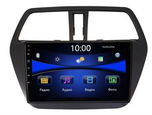 Штатная магнитола Suzuki SX4 II 2013-2021 Wide Media DV-JM9217