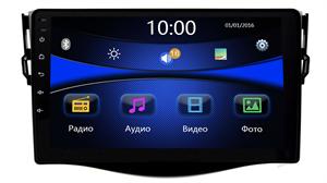 Штатная магнитола Toyota RAV4 (XA30) 2006-2013 Wide Media DV-JM9086 WinCE 9 дюймов