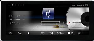 CarMedia MKD-B900 для MERCEDES ML (W166) / GL (X166 ) 2011-2015 NTG 4.5 на Android 7.1