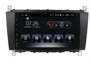Штатная магнитола CarMedia T30-1012 Mercedes C-klasse (W203) 2004-2008, CLC-klasse, G-klasse (W463) 2006-2012, CLK-klasse (W209) 2005-2010 Android 8.1