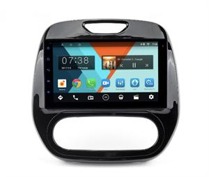 Штатная магнитола Wide Media MT9186PK-2/16 DSP 3G-SIM для Renault Kaptur 2016-2021на Android 9.0 (для авто с кондиционером)