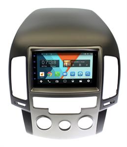 Магнитола в штатное место Hyundai i30 2008-2011 Wide Media MT7123PK-2/16 с мех. кондиционером