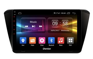 CarMedia OL-1917-2D-P6 для Skoda Superb III 2015-2018 на Android 9.0