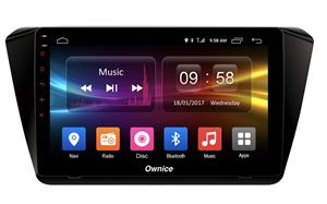 CarMedia OL-1917-2D-P5-32 для Skoda Superb III 2015-2018 на Android 9.0