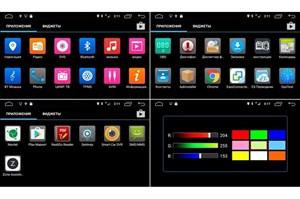 CarMedia OL-1703-1D-MTK для Hyundai Santa Fe IV 2018-2020 на Android  6.0