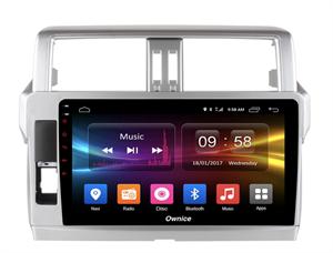 CarMedia OL-1614-2D-MTK для TOYOTA Land Cruiser Prado 150 2013-2017 на Android 6.0