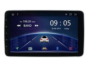2 DIN универсальная магнитола CarMedia OL-1008-S9 на Android 8.1