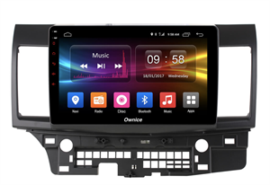 CarMedia OL-1632-2D-P5-32 для Mitsubishi Lancer 2007-2017 на Android 9.0