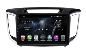 Farcar TG407R (S400) с DSP + 4G SIM для Hyundai Creta 2016-2021 на Android 10.0