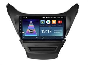 DayStar DS-7052ZM с DSP + 4G SIM + 6/128GB для Hyundai Elantra 2011-2013 на Android 10.0