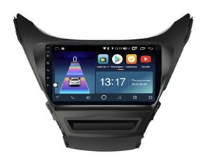 DayStar DS-7052Z с DSP + 4G SIM + CarPlay для Hyundai Elantra 2011-2013 на Android 10.0