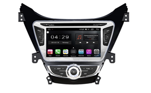 Farcar RL360 (S300) с DSP для Hyundai Elantra 2011-2014 на Android 9.0