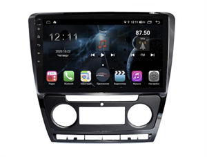 Farcar H005R (S400) с DSP + 4G SIM для Skoda Octavia II (A5) 2004-2013 на Android 10.0