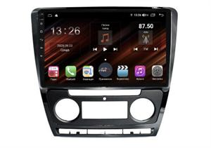 Farcar XH005R (S400) с DSP + 4G SIM (6/128ГБ) для Skoda Octavia II (A5) 2004-2013 на Android 10.0