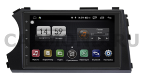 Штатная магнитола FarCar s185 для SsangYong Actyon, Kyron 2007 на Android (LY832-210632)