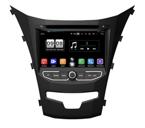Farcar RA355 (S250) для SsangYong Actyon II 2013-2020 на Android 8.0