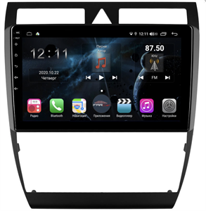 Farcar H102R (S400) с DSP + 4G SIM для Audi A6 1998-2006 на Android 10.0