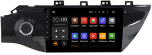 Штатная магнитола Roximo 4G RX-2312-N17 для Kia Rio IV X-Line 2017-2019  (Android 10.0) Комплектация с оригинальной навигацией 2017+