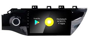 Штатная магнитола Roximo S10 RS-2312 для KIA Rio IV X-Line 2017-2019  (Android 10.0)