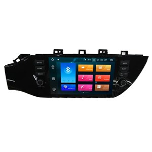CarMedia KD-9638-P6 для Kia Rio IV X-Line 2017-2019 на Android 9.0