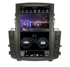 CarMedia ZF-1819-DSP Tesla-Style для Lexus LX 570 (2007-2015) на Android 9.0