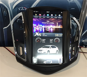 CarMedia ZF-1271-DSP Tesla-Style для Chevrolet Cruze 2013-2015 на Android 9.0