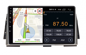Parafar для Nissan Juke II 2019-2020 на Android 10.0 (PF790LTX)