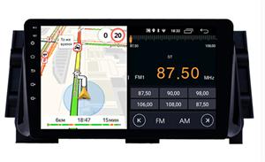 Parafar для Nissan Micra V 2017-2021 на Android 10.0 (PF170LTX)