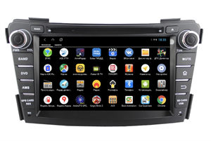 Parafar PF172XHDDVD для Hyundai i40 I 2012-2017 c DVD на Android 9.0