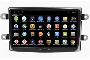 Parafar PF157XHD для Lada X-Ray 2015-2019 на Android 9.0