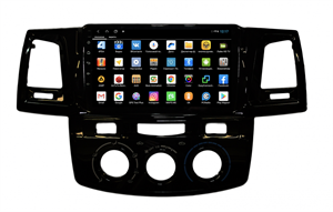Parafar PF062XHD-AC для Toyota Hilux VII, Fortuner I 2011-2015 на Android 9.0