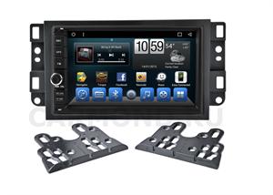 Штатная магнитола CarMedia (KR-7141-T8-3306A) для Chevrolet Epica, Aveo, Captiva 2006-2011 на Android 9.0