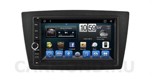 Штатная магнитола CarMedia (KR-7141-95-3311) для Лада Гранта, Калина 2013 - 2017 на Android 9.0