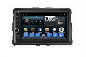 Штатная магнитола CarMedia (KR-7141-RSY-N05) для SsangYong Rexton 2012-2018 на Android 9.0
