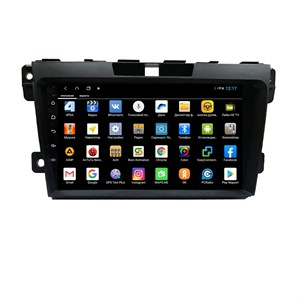 Parafar для Mazda CX-7 2008-2012 поддержка BOSE на Android 10.0 (PF097AHD)