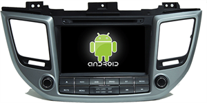 CarMedia KR-8101-S9 для Hyundai Tucson III 2015-2018 на Android 8.1