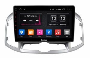 CarMedia OL-1276-2D-P6-H ТESLA для Chevrolet Captiva I 2011-2015 на Android 9.0
