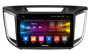 CarMedia OL-1701-2D-P5-64 для Hyundai Creta 2016-2019 на Android 9.0