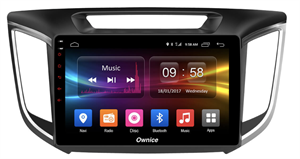 CarMedia OL-1701-2D-S9 для Hyundai Creta 2016-2019 на Android 8.1