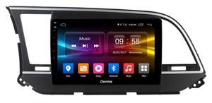 CarMedia OL-9708-2D-P6-H TESLA для Hyundai Elantra VI (AD) 2016-2019 на Android 9.0