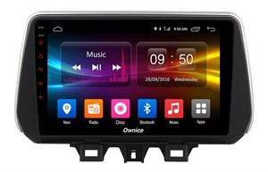 CarMedia OL-9728-1D-P6-H TESLA для Hyundai Tucson III 2018-2019 на Android 9.0
