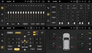 CarMedia OL-1703-1D-P6-H для Hyundai Santa Fe IV 2018-2020 на Android 9.0