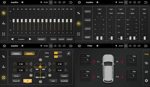 CarMedia OL-1703-1D-S9 для Hyundai SantaFe IV 2018-2020 на Android 8.1